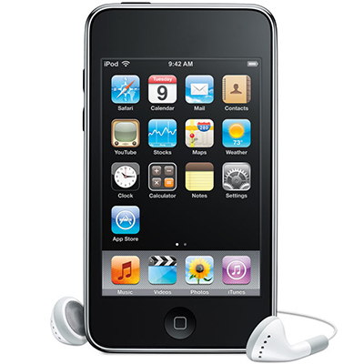 iPod Touch 2nd Gen